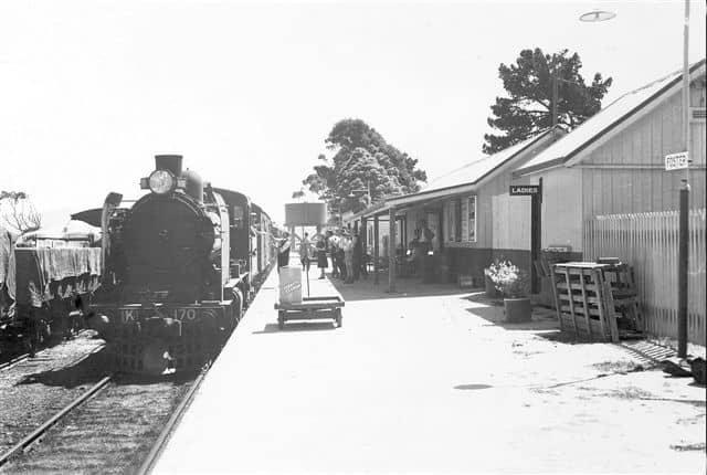 Foster Railway Station
